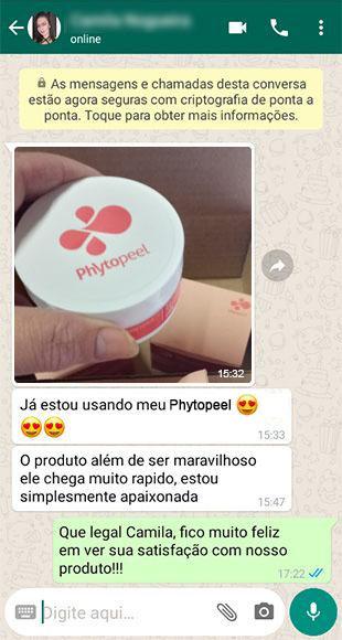 phytopeel depoimento 2
